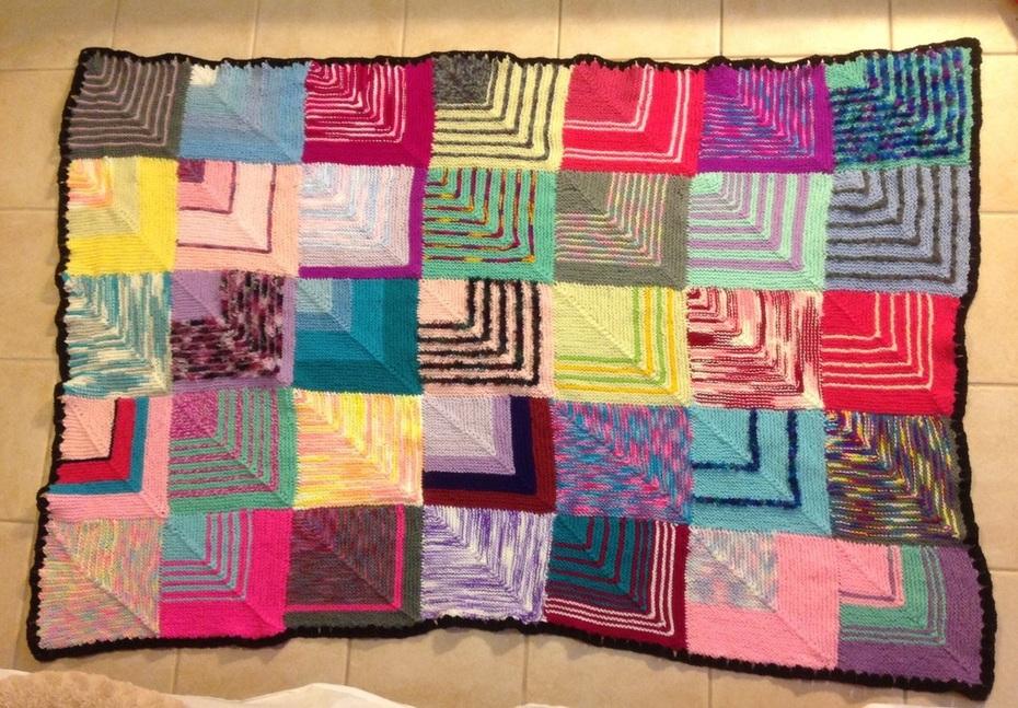Blanket number 9