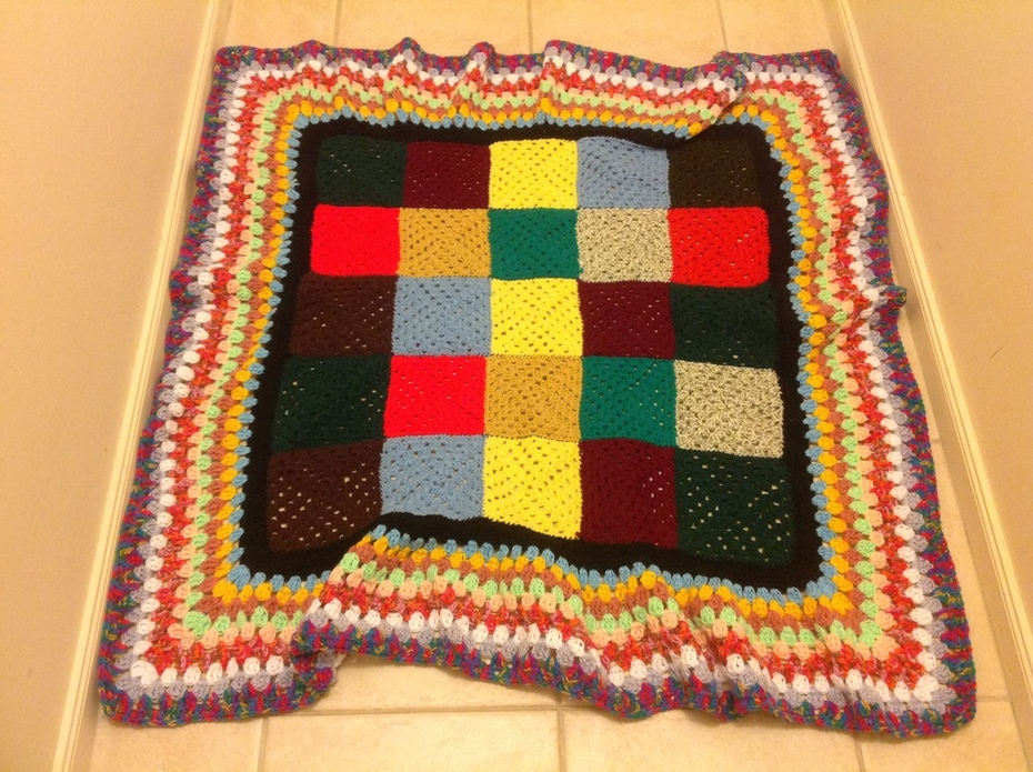 Blanket number 14