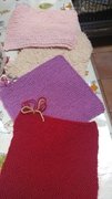New knitter