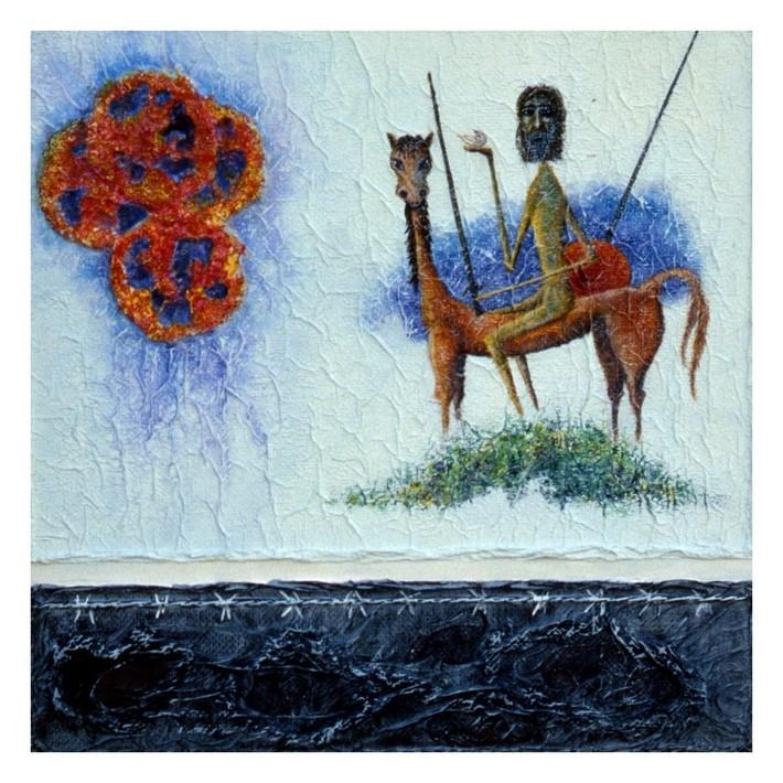 Son-Quixotes*, Rats and Albino Sparrows