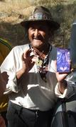 Mayan Elder recognizes symbol