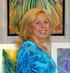 Visionary Artist, Lori Daniel Falk