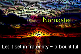 Namaste Moon