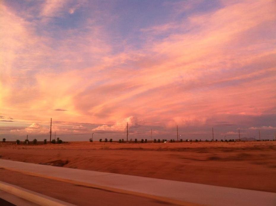 Love this sky tonight