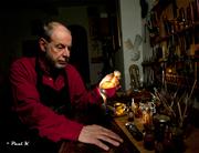 L'atelier du luthier André Theunis