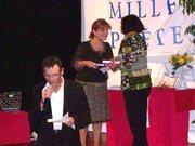 023 ,Remise des prix concours de poésie Charles Trenet