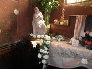 Lorsque les rayons spirituels pénétrent en un saint lieu...