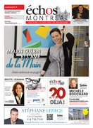 « Une autre page d'histoire de l'Art Moderne Mondial pourra être écrite » Journal, Échos, Montréal, avril 2013