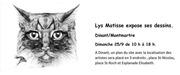 a Lys Matisse expose ses dessins