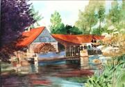 Le Moulin de Maintenay dans Le Pas de Calais