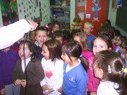 Niños de 4 años en Radio Solidaria Amiga, online