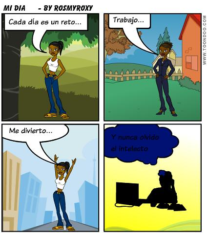 Historieta-Rosmira-Sánchez