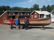Långebåten flyttas 080901