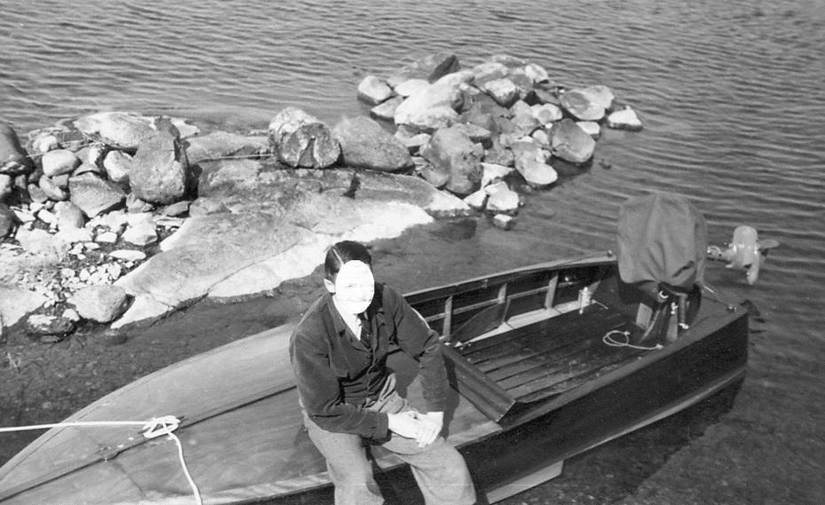 Arkösund 1935