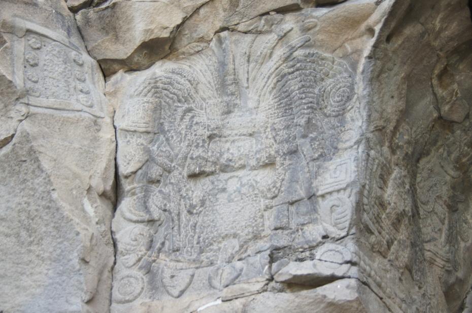 Petroglifo 2, Tula, Hgo.