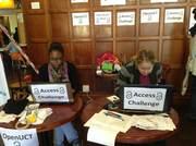 Access Challenge participants