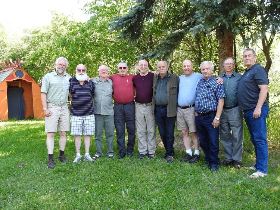 Alberta Elder gathering 24 June 2018