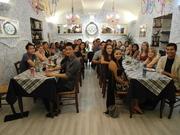 Grand Tour: Dinner in Rome