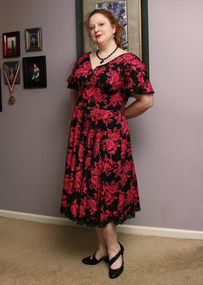 Earthday Dress