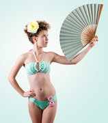 The Marie Antoinette bikini