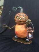 my first halloween sculptures