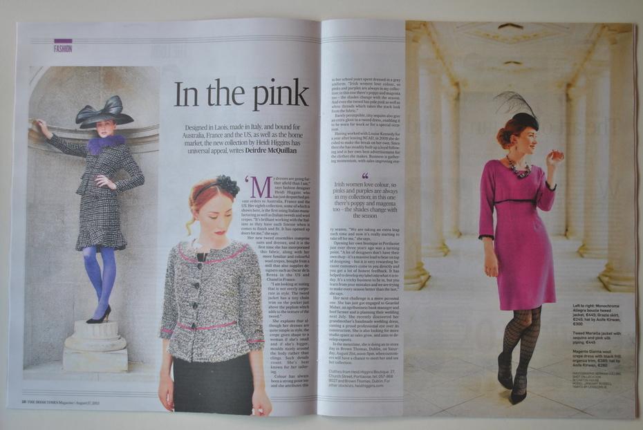 The Irish Times Magazine - August 2013