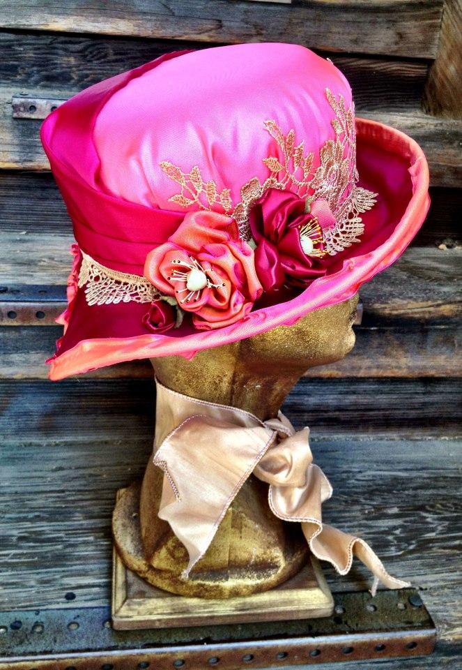 Rosy Cloche