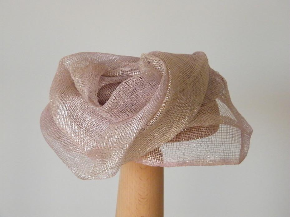 Pink sumnmer hat