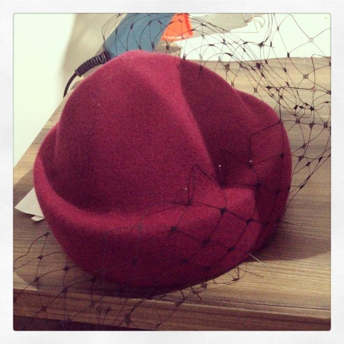 #hat #millinery #felt #chapeau #headwear
