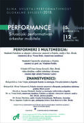 Performance 2018.