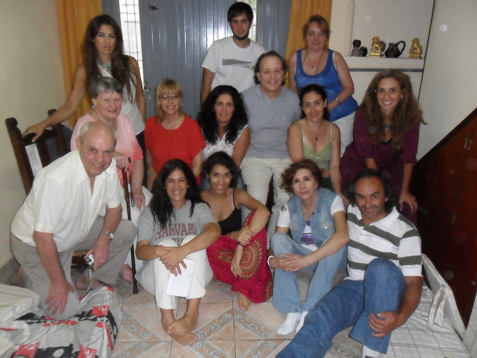 Encuentro con Antonio y el Grupo Manos de luz Buenos Aires