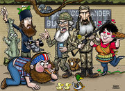 duck_dynasty_caricature__by_durkinworks-d5rvrgl