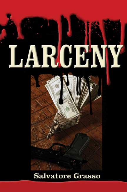 Larceny Cover