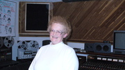 Ann B. Keller in the Recording Studio