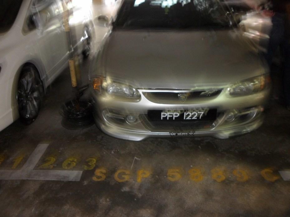 1227 Illegal Parking
