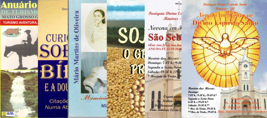 Some publications covers