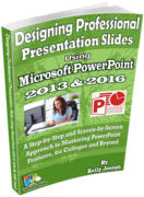 Microsoft PowerPoint 2013 and 2016
