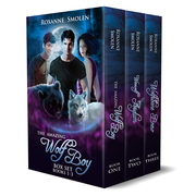The Amazing Wolf Boy Boxset