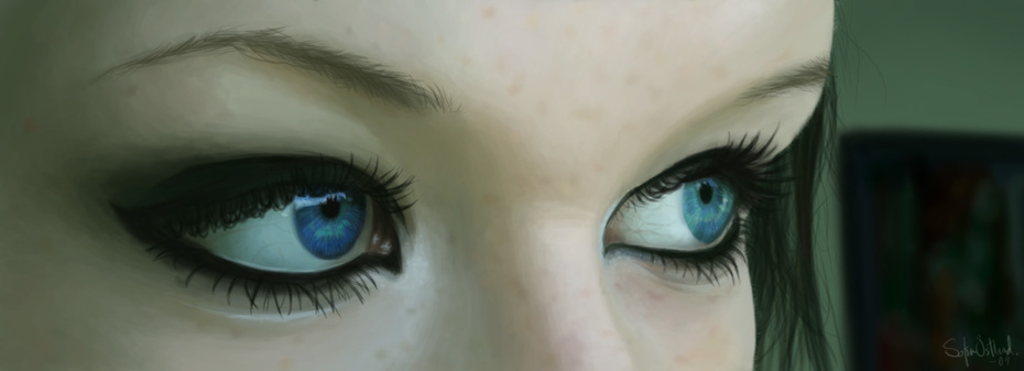 Sofias ögon