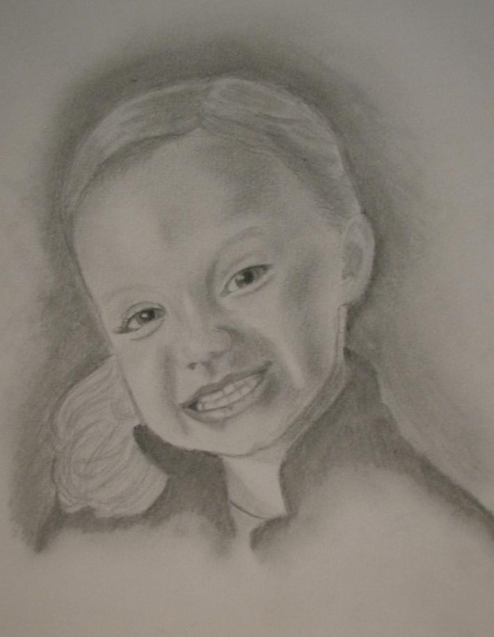 Min brors lilla dotter
