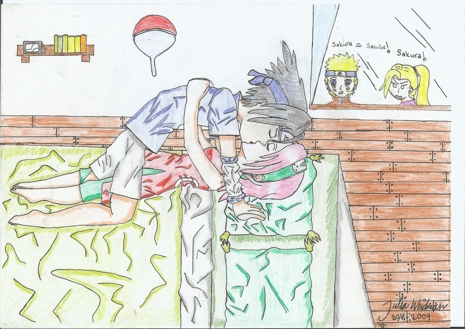 Hemma hos Sasuke