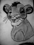 Simba från lejonkungen