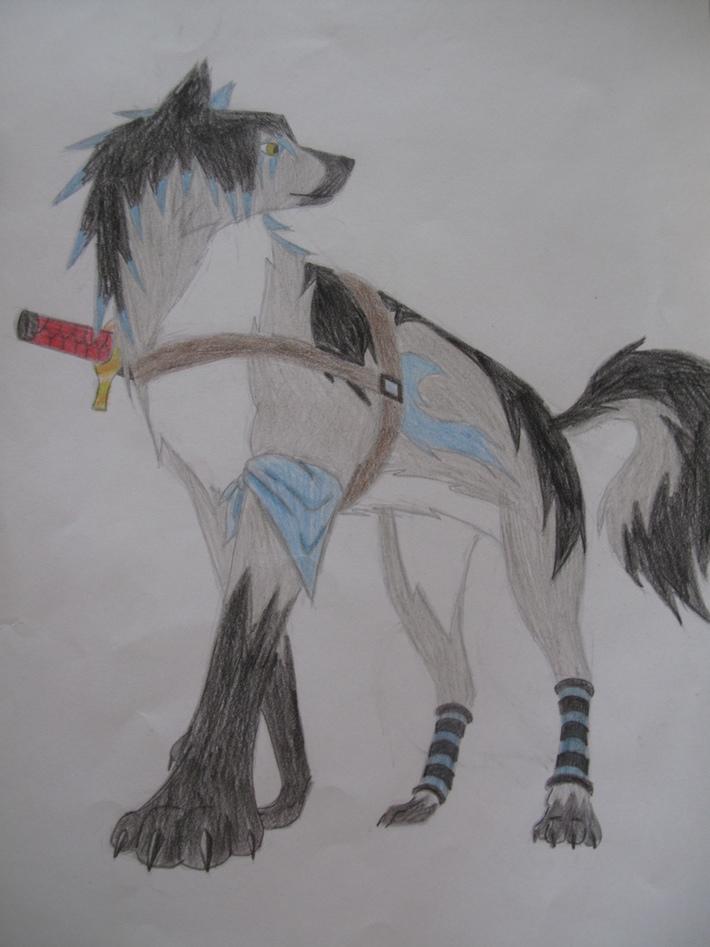 Furzona Wolf