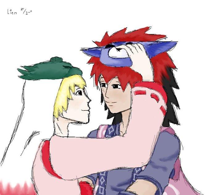 Waka & Oki färg OKAMI