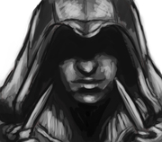 assassins creed doodle