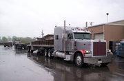 Kentucky loading train wheels