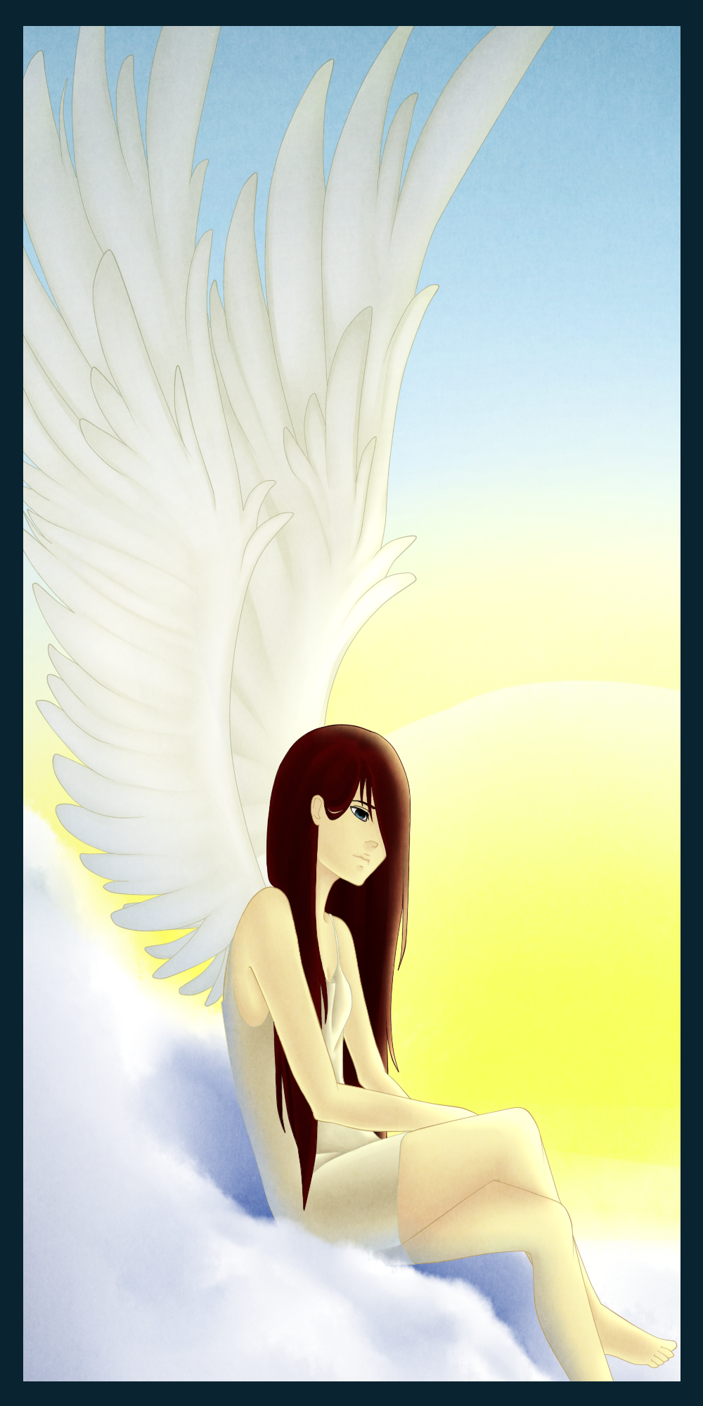 ANGEL (close-up)