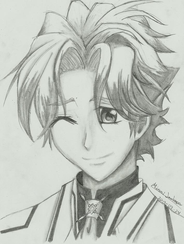 Vampire Knight: Hanabusa Aido