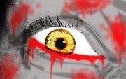 the bleeding eye