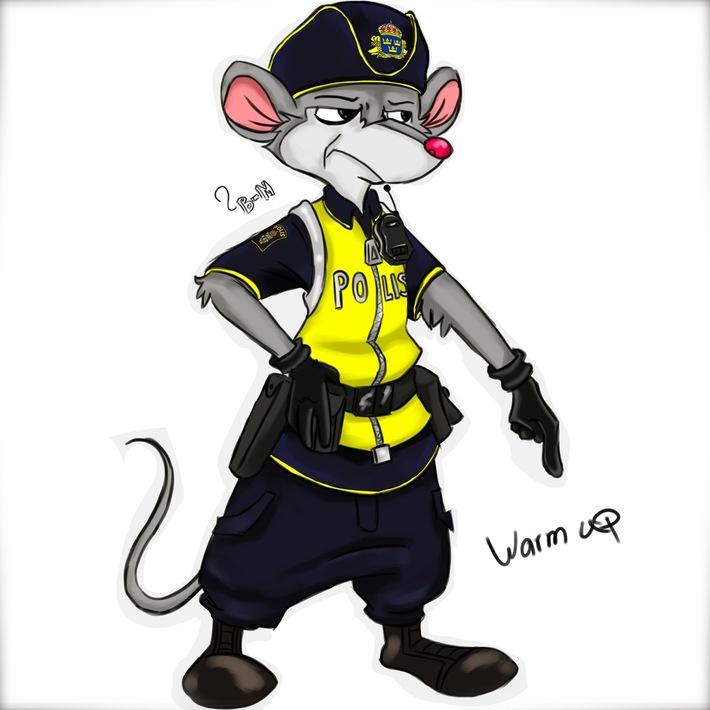 Polismusen